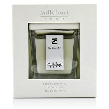Millefiori Mirisna svijeća - Fior Di Muschio  160g/5.64oz