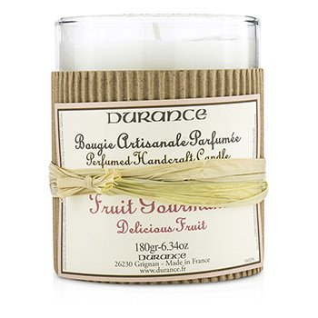 Durance Świeca zapachowa Perfumed Handcraft Candle - Delicious Fruit  180g/6.34oz