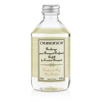 Durance Difusor Aromático Refill - Rice Powder  250ml/8.4oz