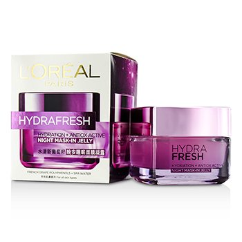 �ڵܶ� Hydra Fresh Hydration+ Antiox Active Mask-In Jelly  50ml/1.7oz