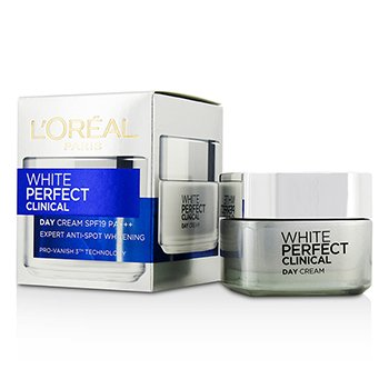 L'Oreal White Perfect Clinical Crema Día SPF19 PA+++  50ml/1.7oz