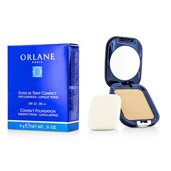 Orlane Base Compacta SPF22 (Acabado Radiante/Larga Duración) - #04 Dore  9g/0.31oz