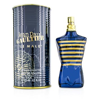 Jean Paul Gaultier Le Male Eau De Toilette Spray (Capitaine Collector Edition)  125ml/4oz