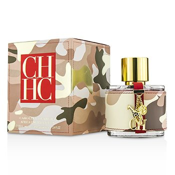 Carolina Herrera CH Africa Eau De Toilette Spray (Edici�n Limitada)  100ml/3.4oz