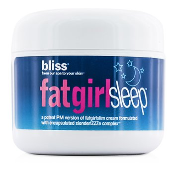 Bliss Fat Girl Sleep (Taman�o Viaje)  60ml/2oz