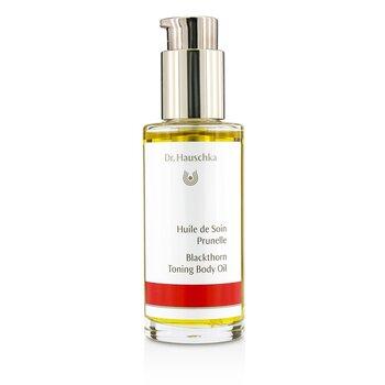 Dr. Hauschka Blackthorn Toning Body Oil - Warms & Fortifies  75ml/2.5oz