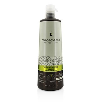 Macadamia Natural Oil คอนดิชั่นเนอร์ Professional Weightless Moisture Conditioner  1000ml/33.8oz