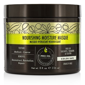 Macadamia Natural Oil Professional Nourishing Moisture Masque  236ml/8oz