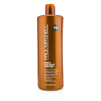 Paul Mitchell Ultimate Color Repair Acondicionador (Protección Color - Quinoa Reparadora)  1000ml/33.8oz