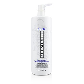 Paul Mitchell Condicionador Spring Loaded Frizz-Fighting Curls  1000ml/33.8oz