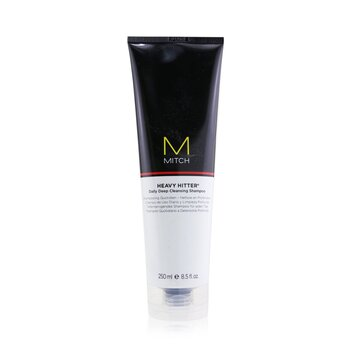 Paul Mitchell Mitch Heavy Hitter Champú Limpieza Profunda  250ml/8.5oz
