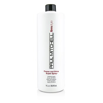 Paul Mitchell Firm Style Freeze and Shine Super Spray (Spray Final)  1000ml/33.8oz