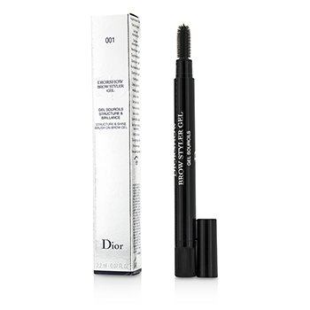 Christian Dior Diorshow Brow Styler Gel - # 001 Transparent  2.2ml/0.07