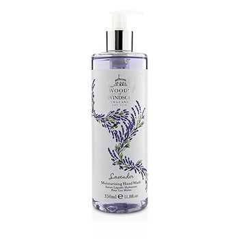 Woods Of Windsor Lavender Moisturising Hand Wash  350ml/11.8oz
