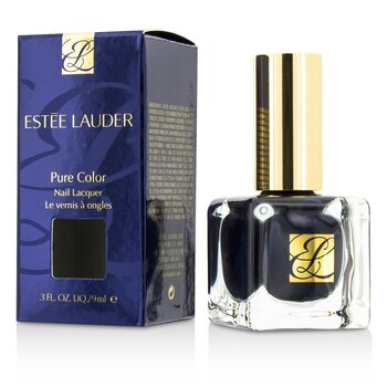 Estee Lauder Pure Color Nail Lacquer - # GM Blue Blood  9ml/0.3oz