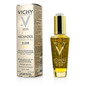 Vichy Neovadiol Magistral Elixir Precious Replenishing Facial Oil Concentrate - תמצית שמן פנים מזינה  30ml/1.01oz