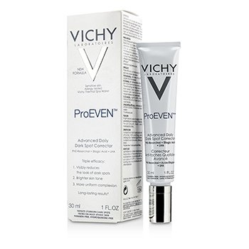 Vichy ProEven Advanced Daily Dark Spot Corrector- קורקטור כתמים כהים יומי מתקדם  30ml/1oz