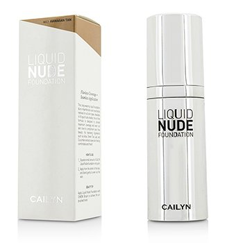 Cailyn Liquid Nude Foundation - #07 Hawaiian Tan  30ml/1oz