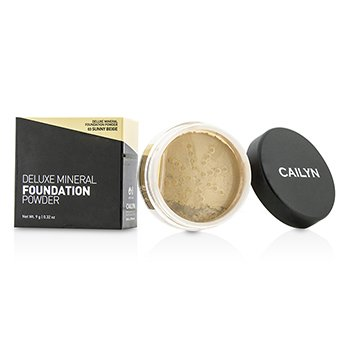 Cailyn Deluxe Mineral Foundation Powder - #03 Sunny Beige  9g/0.32oz