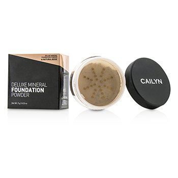 Cailyn Deluxe Mineral Foundation Powder - #04 Natural Beige  9g/0.32oz