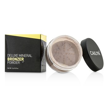 Cailyn Deluxe Mineral Bronzer Powder - #01 Golden Peach  9g/0.32oz