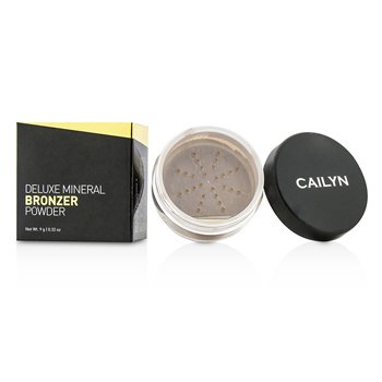Cailyn Deluxe Mineral Bronzer Powder - #03 Golden Rose  9g/0.32oz