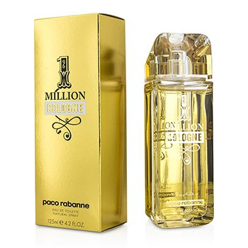Paco Rabanne One Million Cologne Eau De Toilette Spray  125ml/4.2oz