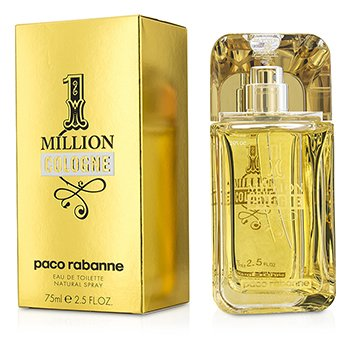 Paco Rabanne One Million Cologne Eau De Toilette Spray  75ml/2.5oz