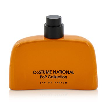 Costume National Pop Collection Eau De Parfum Spray - Botella Naranja  (Sin Caja)  50ml/1.7oz
