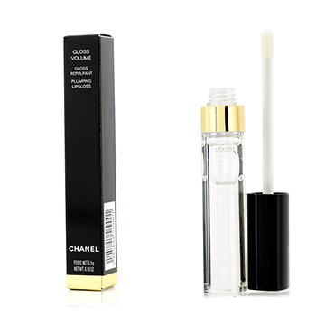 Chanel Gloss Volume Plumping Lipgloss  5.5g/0.19oz