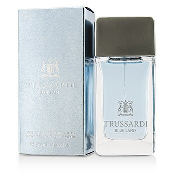 Trussardi Blue Land Eau De Toilette Spray  30ml/1oz