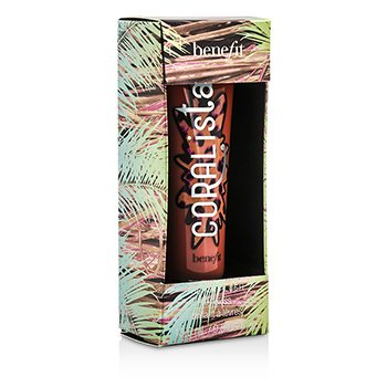 Benefit Ultra Plush Lip Gloss - Coralista  15ml/0.5oz