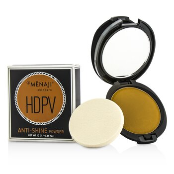 梅納吉 Menaji HDPV Anti-Shine Powder - T (Tan)  10g/0.35oz