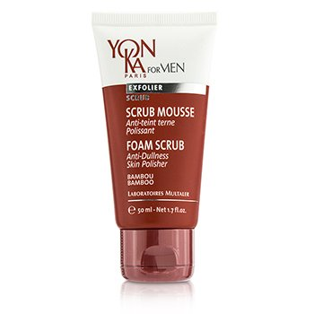 Yonka Foam Scrub (uemballert)  50ml/1.7oz