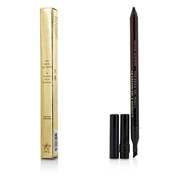 Kevyn Aucoin The Brow Gel Pencil - #Sheer Dark Brunette  1.2g/0.04oz