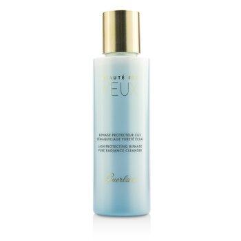Guerlain Pure Radiance Cleanser - Beaute Des Yuex Lash-Demaquillante Bi Fase Protector para Ojos  125ml/4oz