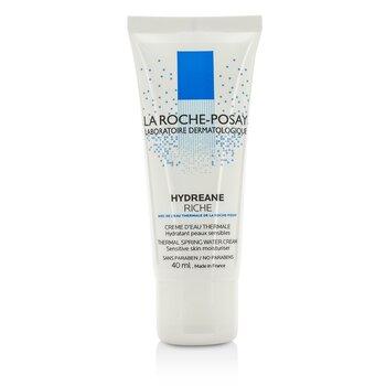 La Roche Posay Nawilżający krem do twarzy Hydreane Thermal Spring Water Cream Sensitive Skin Moisturizer - Rich  40ml/1.35oz