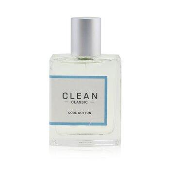 Clean Clean Cool Cotton Eau De Parfum Spray  60ml/2.14oz