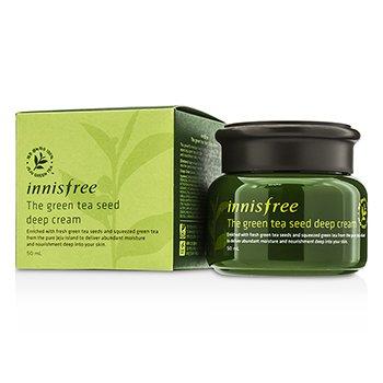 Innisfree The Green Tea Seed Deep Cream  50ml/1.69oz