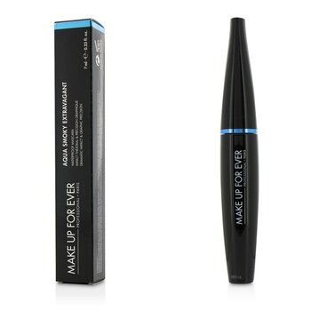 Make Up For Ever Aqua Smoky Extravagant Waterproof Mascara - Black  7ml/0.23oz