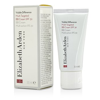 Elizabeth Arden Visible Difference Multi Targeted BB Cream SPF30 - #03 Spice  30ml/1oz