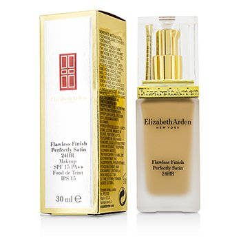 Elizabeth Arden Flawless Finish Perfectly Satin 24HR Makeup SPF15 - #04 Sunbeige  30ml/1oz