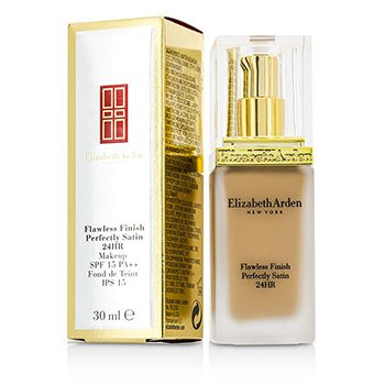 Elizabeth Arden Flawless Finish Perfectly Satin 24HR MaquillajeSPF15 - #06 Cream  30ml/1oz