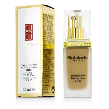 Elizabeth Arden Flawless Finish Perfectly Satin 24HR Makeup SPF15 - #11 Bisque  30ml/1oz