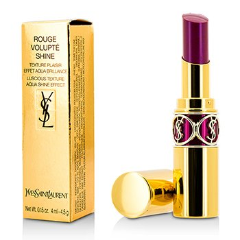 Yves Saint Laurent Rouge Volupte Shine - # 33 Fuchsia Intense  4.5g/0.15oz