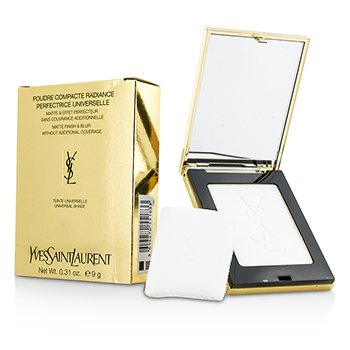 Yves Saint Laurent Poudre Compact Radiance Perfection Universelle (Acabado Mate)  9g/0.31oz
