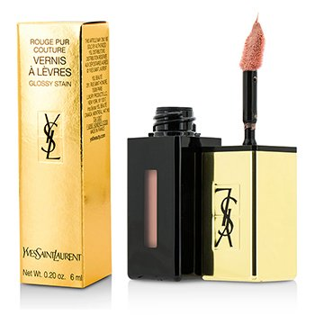 Yves Saint Laurent Rouge Pur Couture Vernis a Levres Glossy Stain (Limited Edition) - # 370 Le Nu  6ml/0.2oz