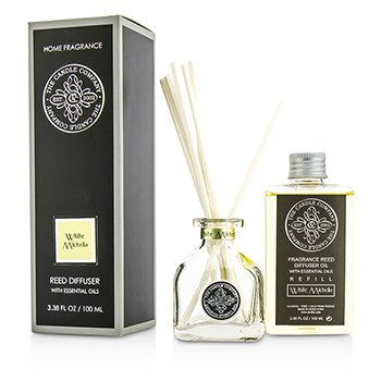 The Candle Company Reed Diffuser with Essential Oils - White Michelia  100ml/3.38oz