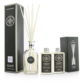 The Candle Company Reed Diffuser with Essential Oils - Water Hyacinth  200ml/6.76oz