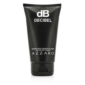 Loris Azzaro Decibel Hair & Body Shampoo (uemballert)  150ml/5oz